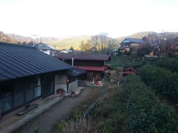 11月の家