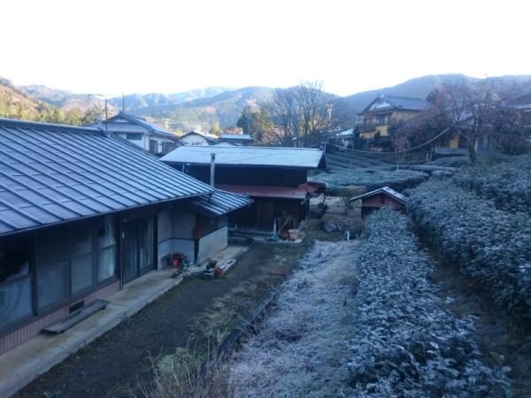 12月の家